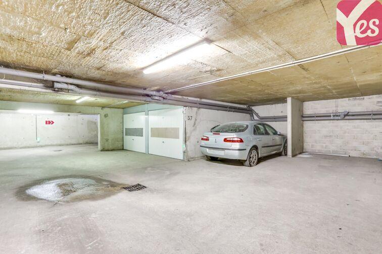 Parking Gare RER de Roissy-en-Brie sécurisé