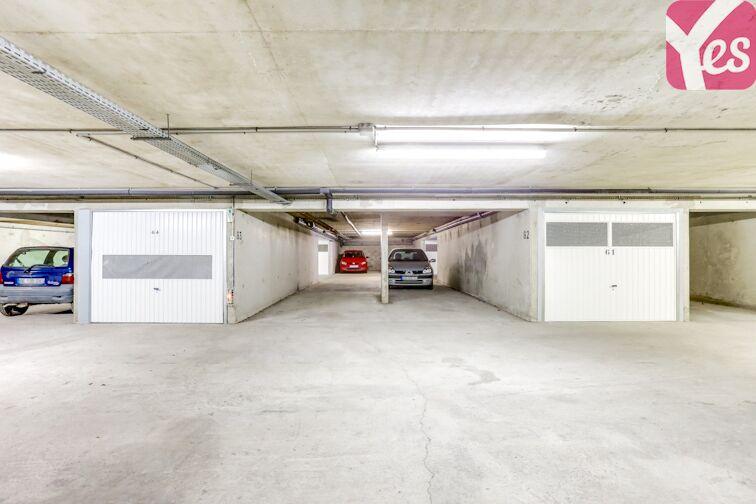Parking Gare RER de Roissy-en-Brie caméra