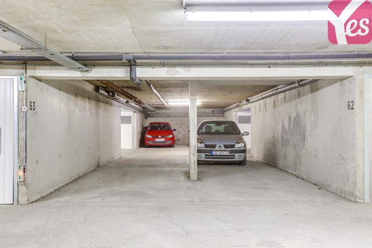 Parking Gare RER de Roissy-en-Brie location
