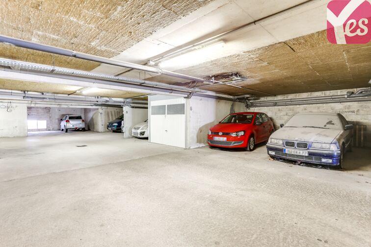 Parking Gare RER de Roissy-en-Brie 6 rue de l'Egalité