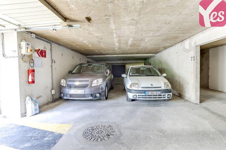 Parking Gare RER de Roissy-en-Brie 77680