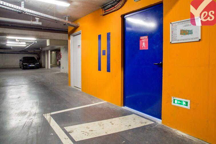 Parking Les Chartreux - Marseille 4 caméra