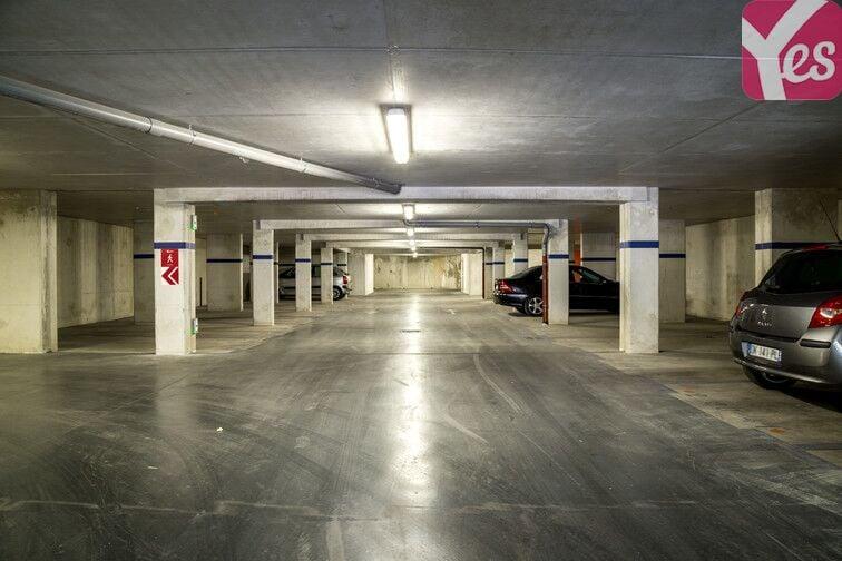 Parking Les Chartreux - Marseille 4 Marseille
