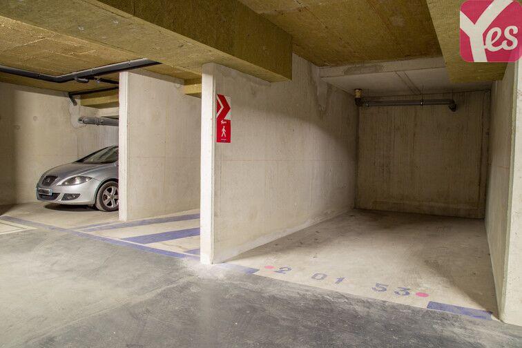 Parking Les Chartreux - Marseille 4 souterrain