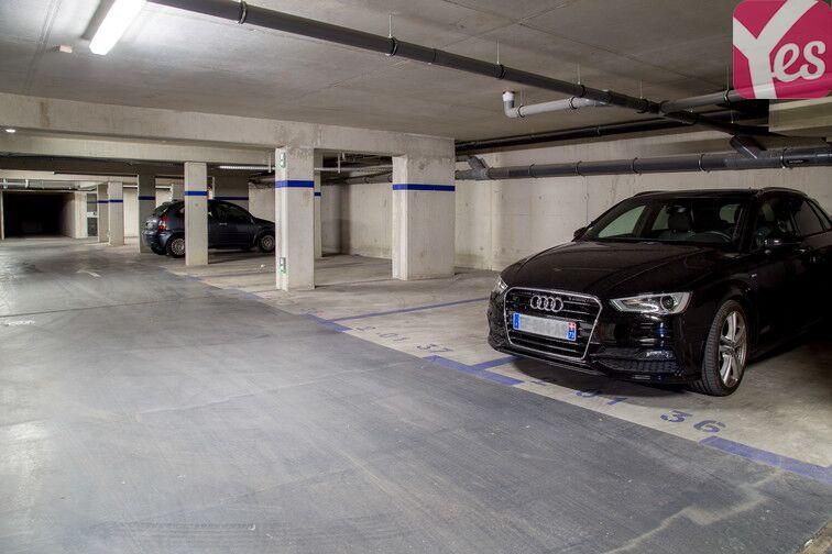 Parking Les Chartreux - Marseille 4 gardien