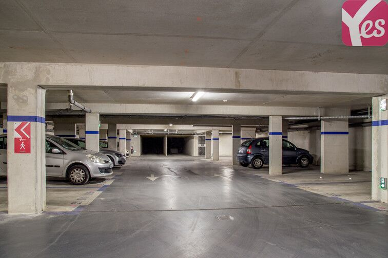 Parking Les Chartreux - Marseille 4 garage
