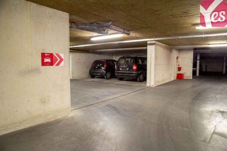 Parking Les Chartreux - Marseille 4 24/24 7/7
