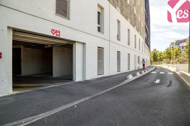 Parking Les Chartreux - Marseille 4 13004