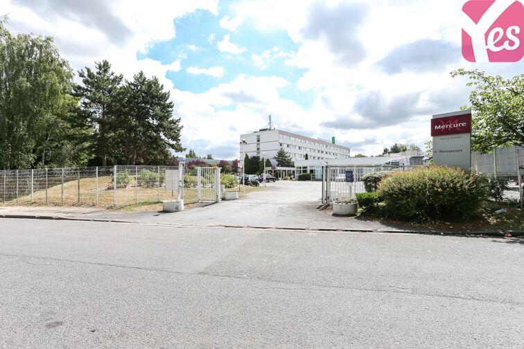 Parking Aéroport du Bourget - Le Blanc-Mesnil - Nord (aérien) 2 rue Jean Perrin