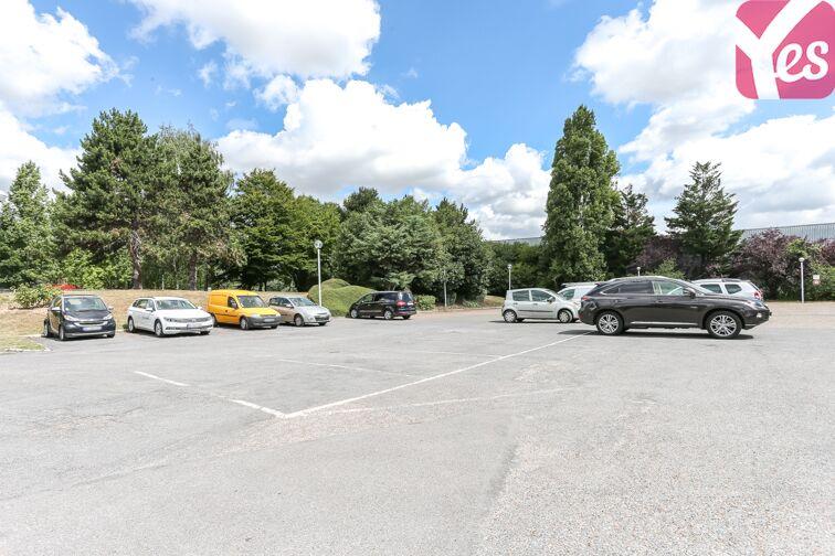 Parking Aéroport du Bourget - Le Blanc-Mesnil - Nord (aérien) pas cher