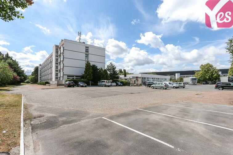 Parking Aéroport du Bourget - Le Blanc-Mesnil - Nord (aérien) souterrain