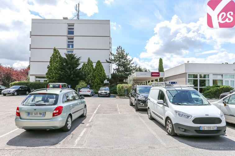 Parking Aéroport du Bourget - Le Blanc-Mesnil - Nord (aérien) avis