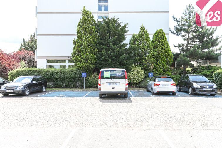 Parking Aéroport du Bourget - Le Blanc-Mesnil - Nord (aérien) gardien