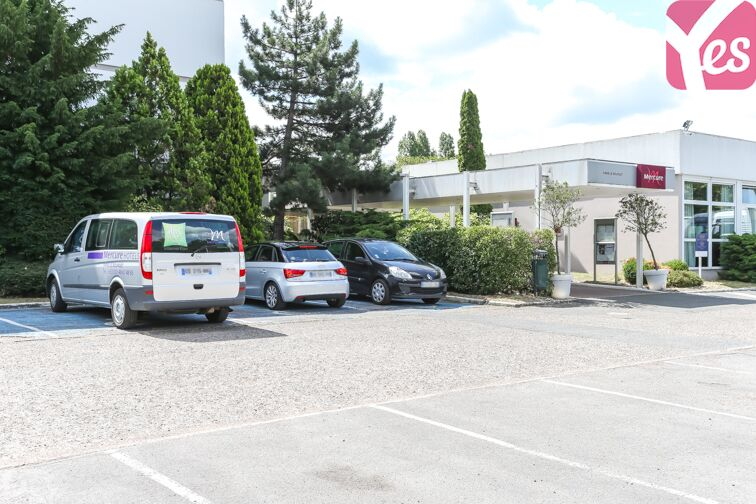 Parking Aéroport du Bourget - Le Blanc-Mesnil - Nord (aérien) 24/24 7/7