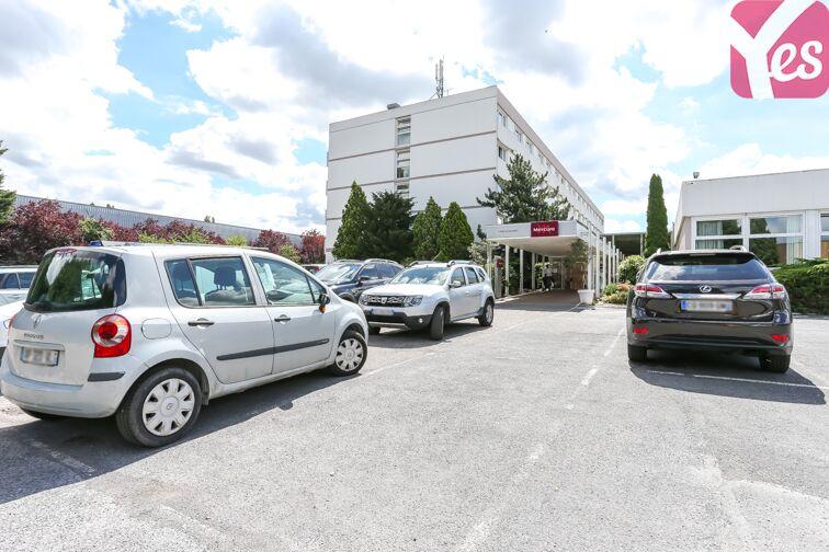 Parking Aéroport du Bourget - Le Blanc-Mesnil - Nord (aérien) location mensuelle