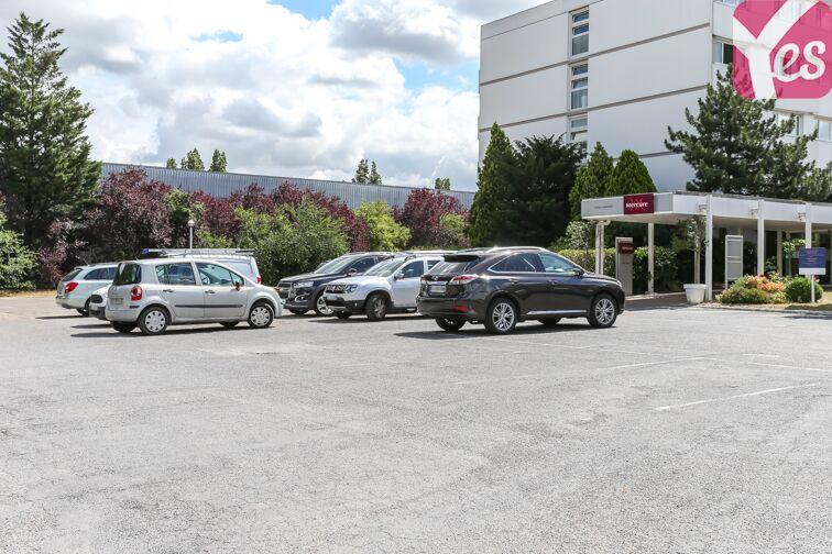 Parking Aéroport du Bourget - Le Blanc-Mesnil - Nord (aérien) garage
