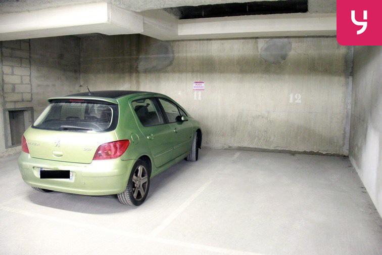 Parking Pont Cardinet box