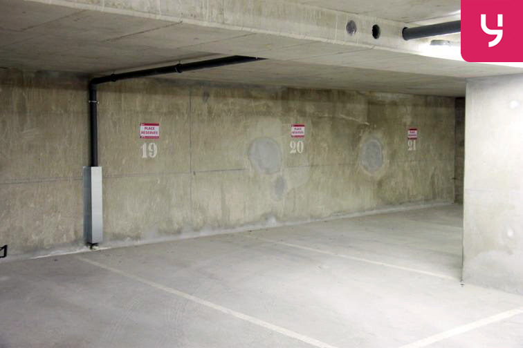 location parking Pont Cardinet