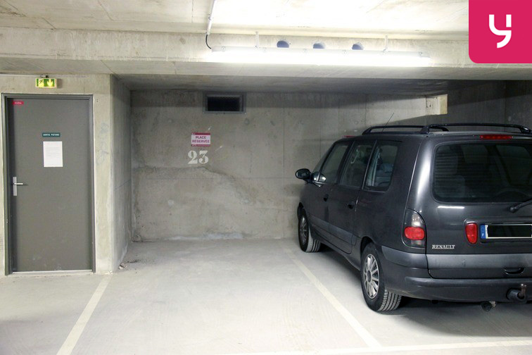 Parking Pont Cardinet 75017