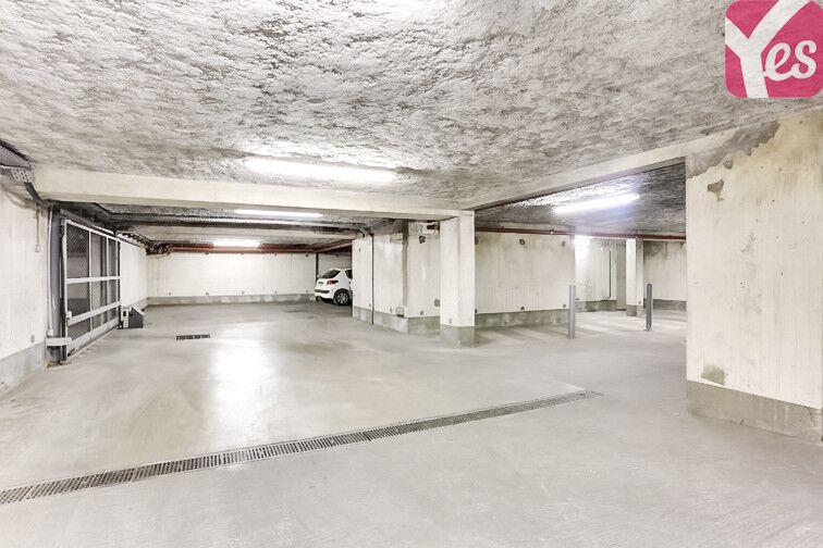 Parking Rocade Sud - Avignon sécurisé