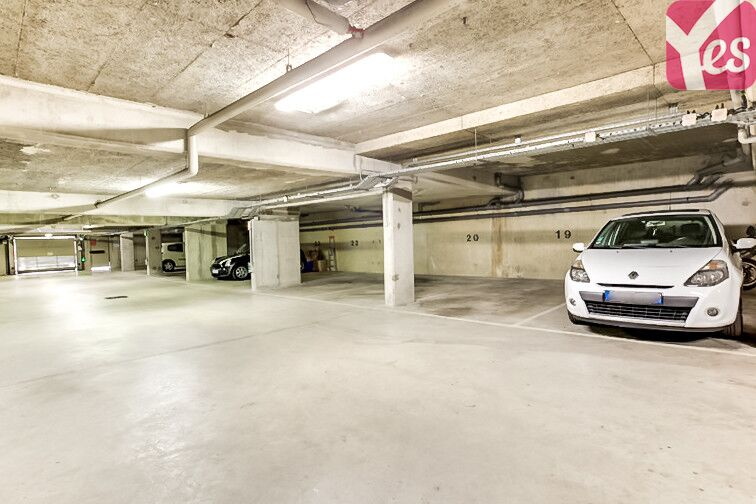 Parking Mairie de Rungis en location