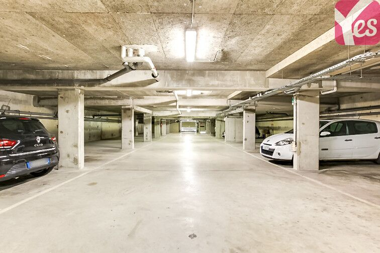 Parking Mairie de Rungis souterrain