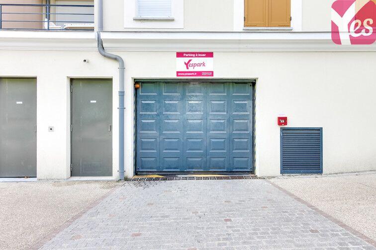 Parking Coeur de ville - Vauréal souterrain