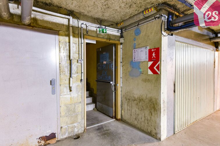 Parking Lugny - Moissy-Cramayel box