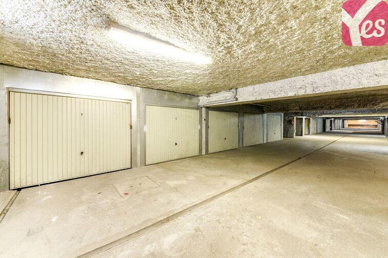 Parking Lugny - Moissy-Cramayel gardien