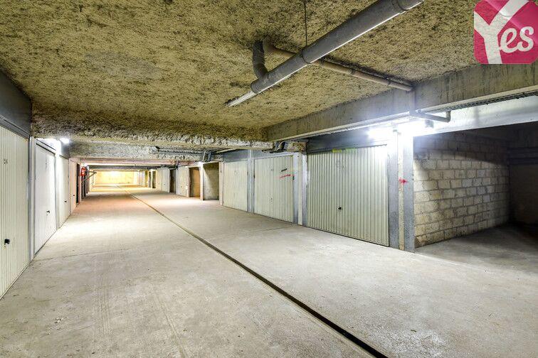 Parking Lugny - Moissy-Cramayel sécurisé