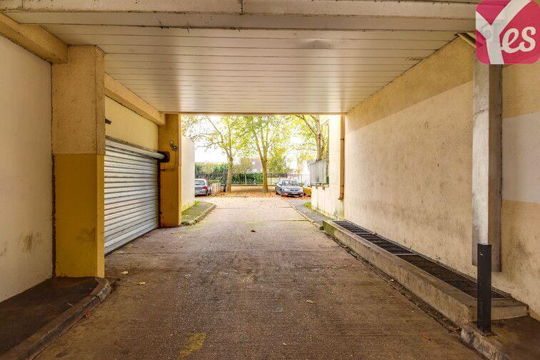 Parking Lugny - Moissy-Cramayel caméra