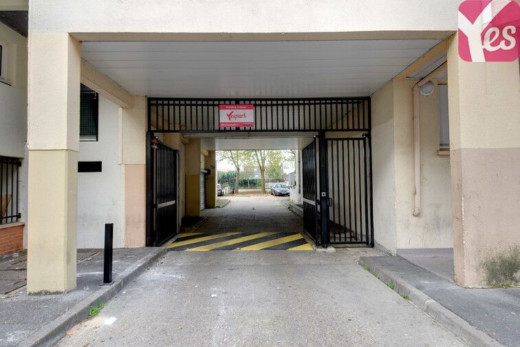 Parking Lugny - Moissy-Cramayel souterrain