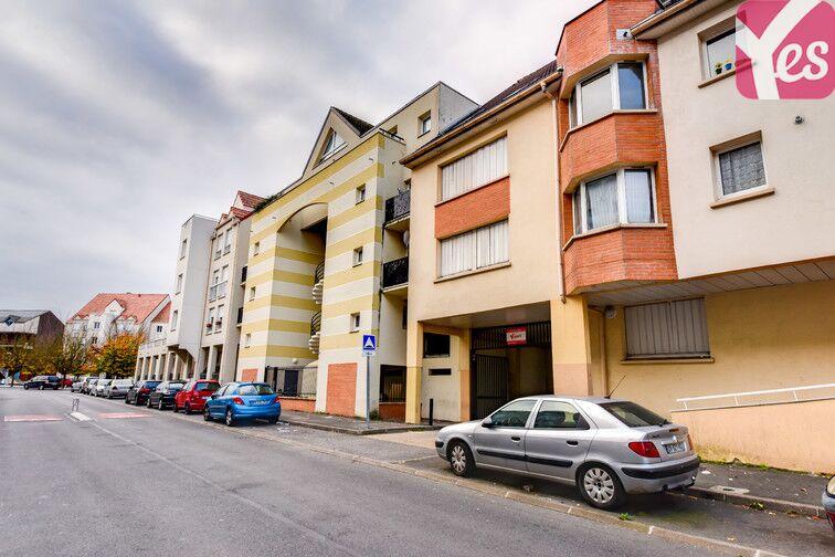 Parking Lugny - Moissy-Cramayel garage