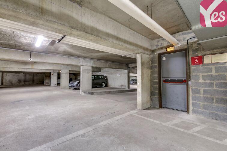 Parking La Source - Orléans Orléans