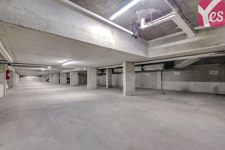 Parking La Source - Orléans sécurisé