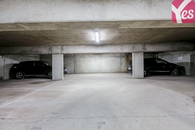 Parking La Source - Orléans 45100