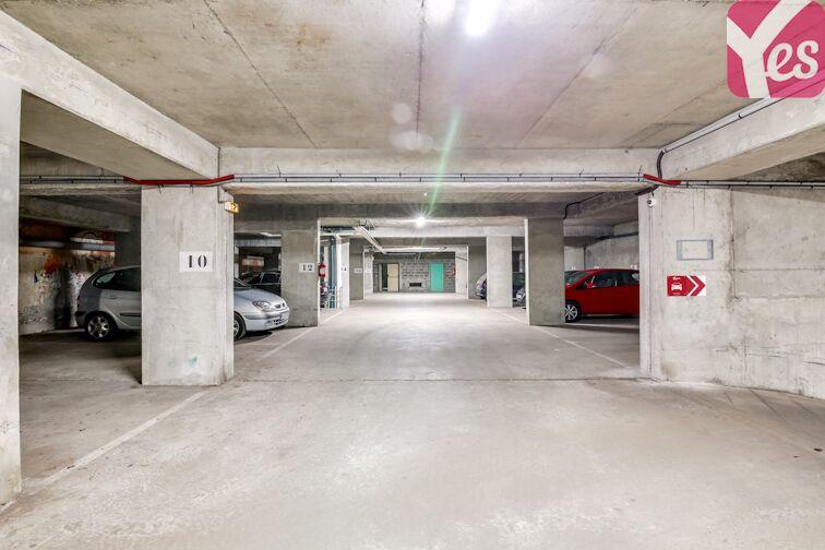 Parking La Source - Orléans avis