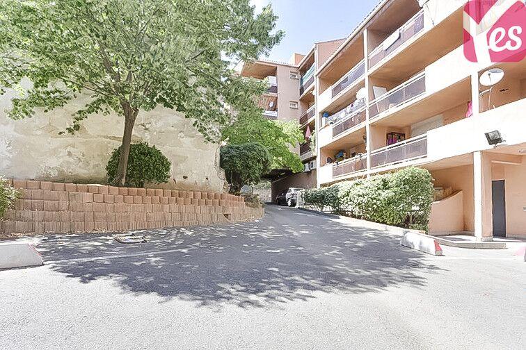 Parking Saint-Marcel - Marseille 11 13011