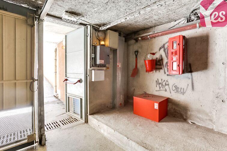 Parking Saint-Marcel - Marseille 11 gardien