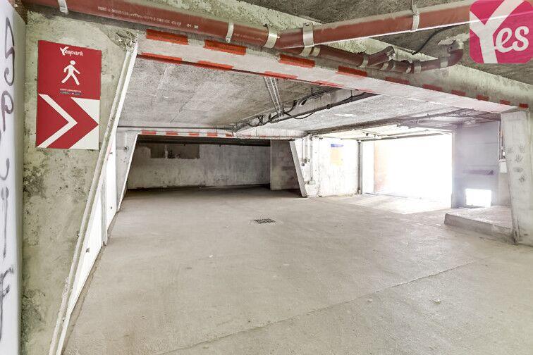Parking Saint-Marcel - Marseille 11 souterrain
