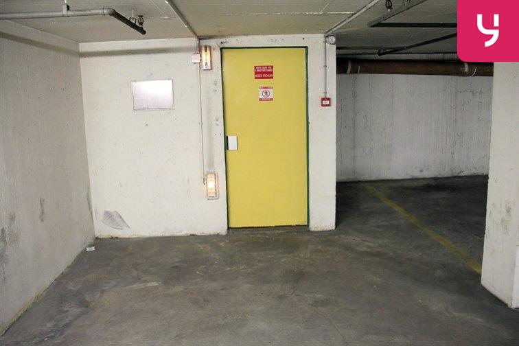 Parking Alexandre Dumas - Réunion garage