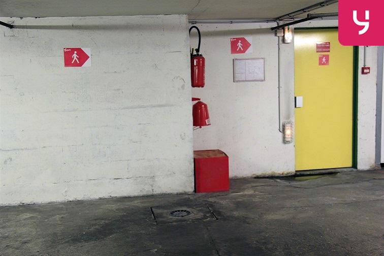 Parking Alexandre Dumas - Réunion 24/24 7/7
