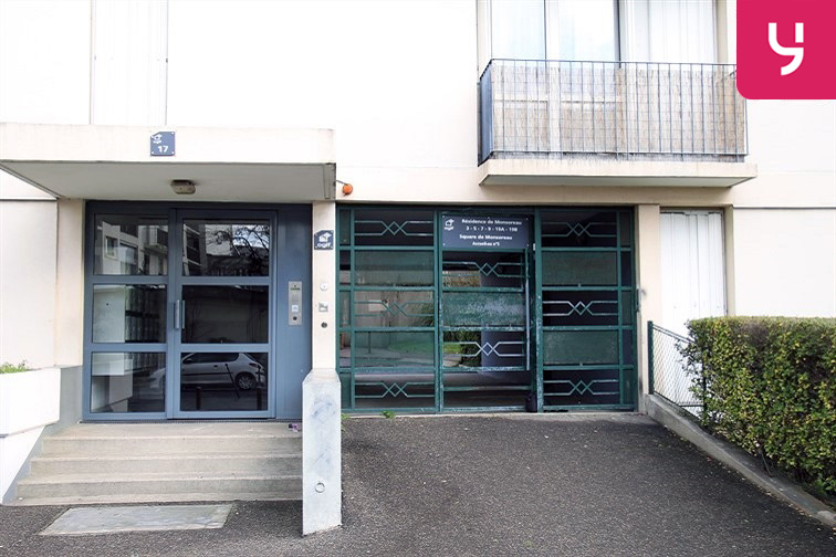 Parking Alexandre Dumas - Réunion Paris
