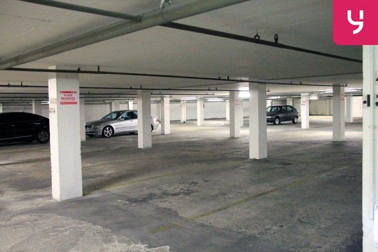 Parking Alexandre Dumas - Réunion avis