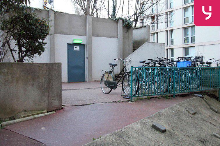 Parking Alexandre Dumas - Réunion 75020