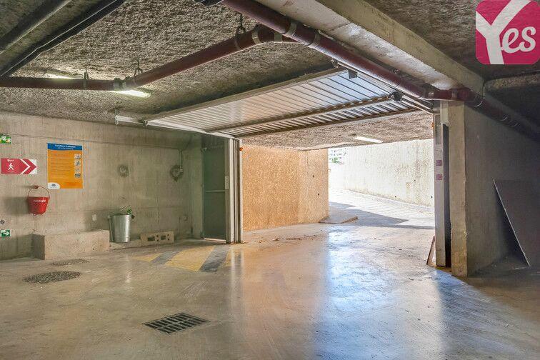 Parking La Pomme - Gare souterrain