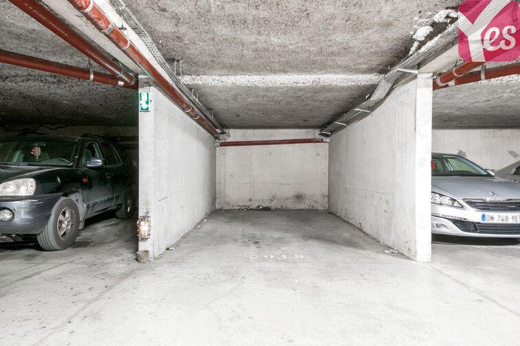 Parking La Pomme - Gare avis