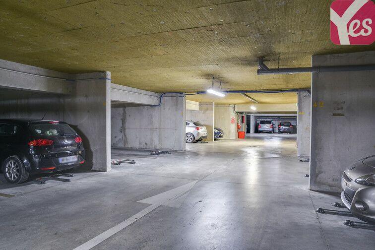 Parking Gambetta - Montpellier en location