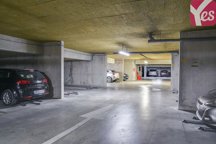Parking Gambetta - Montpellier souterrain