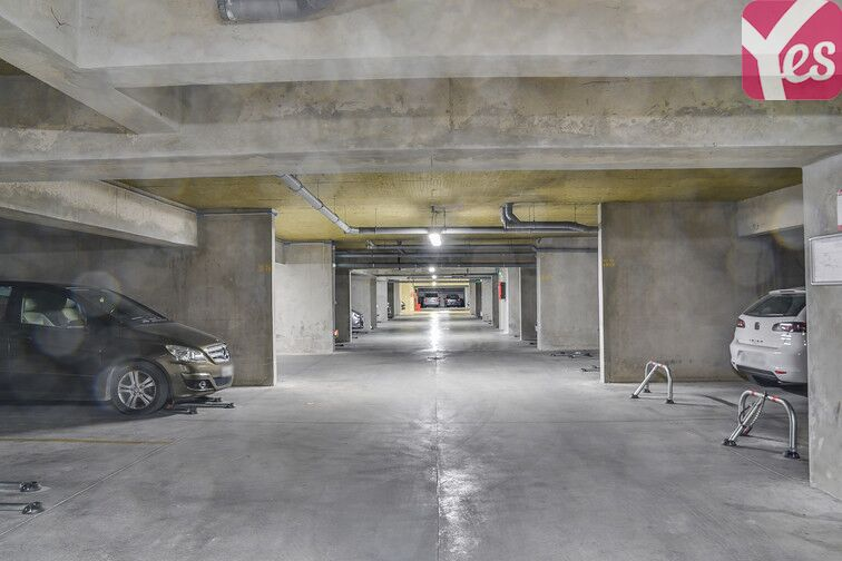 Parking Gambetta - Montpellier Montpellier